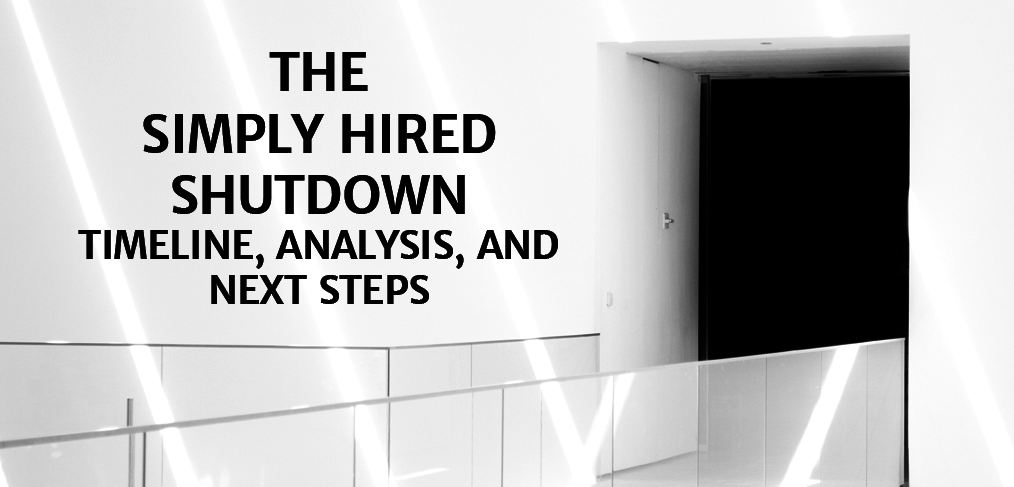 simply hired shutdown alternatives timeline analysis