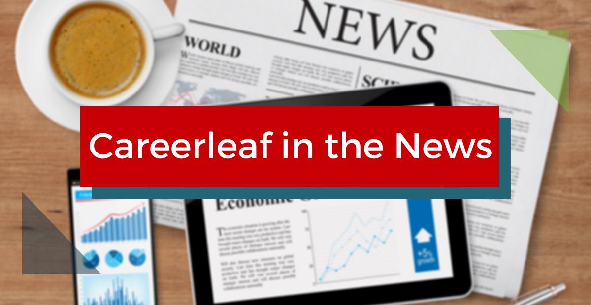 Careerleaf in the News