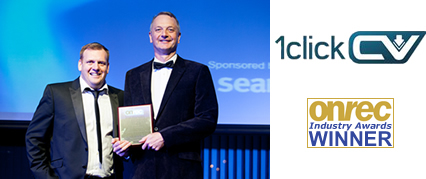Careerleaf Onrec Award 2014