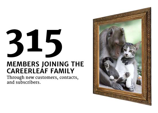 315 Careerleaf Family members added