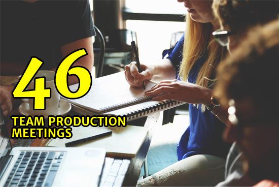 46 Team Production Meetings