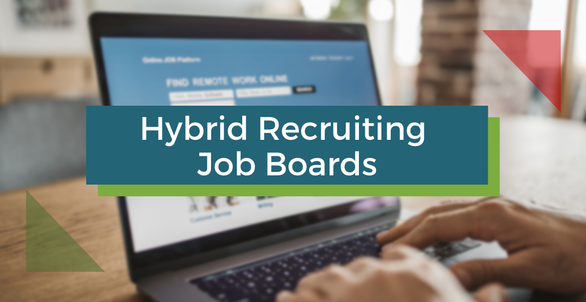 Hybrid Recruiting for Job Boards