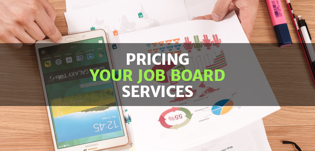 Pricing Your Job Board Services