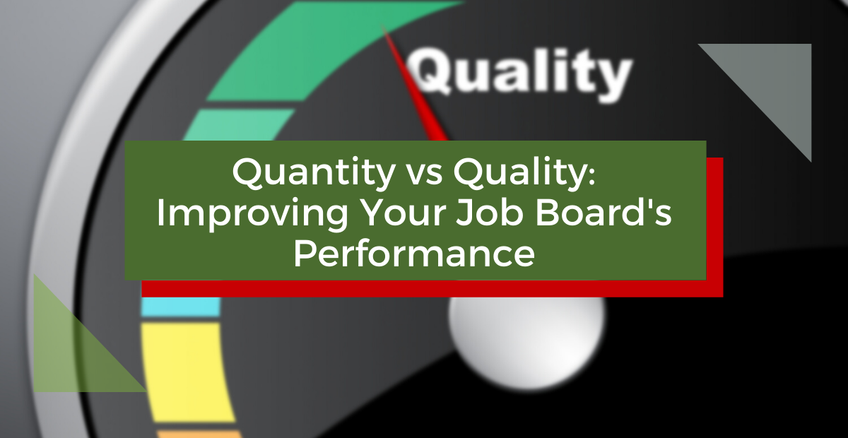 Improving Your Job Board's Performance with the Right Traffic