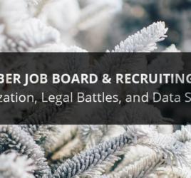 December Job Board & Recruiting News: Monetization, Legal Battles, and Data Scraping